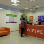 Подключение интернета NetByNet в офисе с помощью оператора