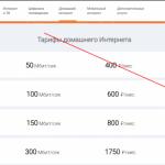 Выберите подходящий тариф NetByNet